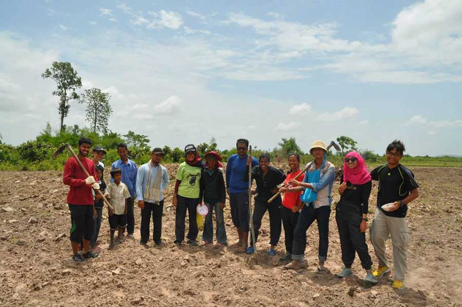 NUS Youth Expedition Project Dec 2014