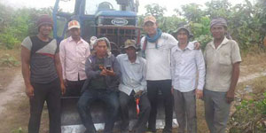 Resettlement Project at Kampong Speu, Cambodia Jun 2012 Issue